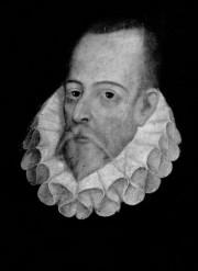Сервантес, Мигель де Сааведра