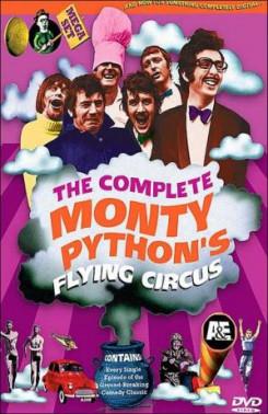 Монти Пайтон: Летающий цирк (Летающий цирк Монти Пайтона)