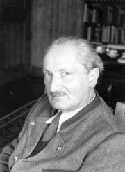 Хайдеггер, Мартин